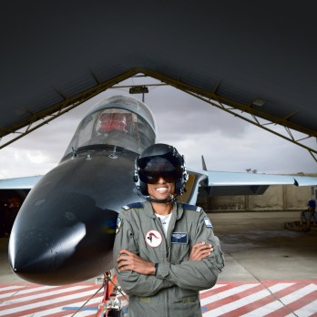 israel's first ethiopian pilot