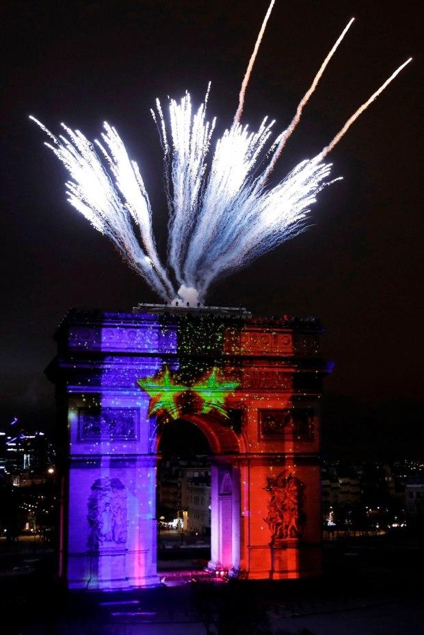 Париж. Фото: AFP (Photo: AFP)