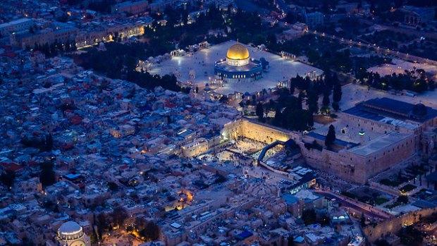 Иерусалим. Фото: Исраэль Бардуго
