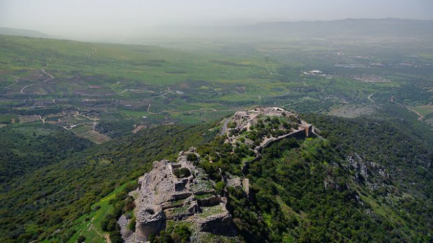 Крепость Нимрод. Фото: Исраэль Бардуго