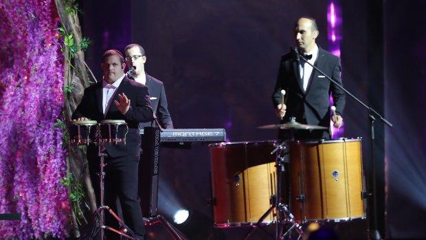 Участники группы на репетиции. Фото: Орен Ахарони