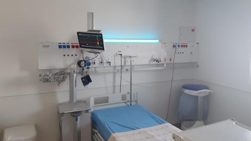 Ультрафиолетовая лампа для борьбы с коронавирусом