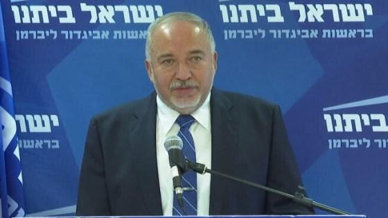 Avigdor Lieberman Yeshiva of the Yisrael Beiteinu faction