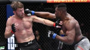 A huge knockout for Angano on Miocic