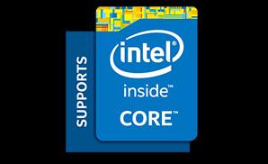 Intel XMP 2.0 facing forward