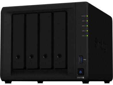 Synology 4 Bay NAS DiskStation DS918+  Network Storage