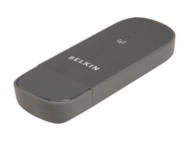 Belkin Wireless Usb Adapter Driver