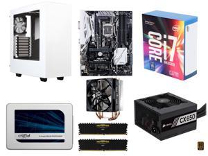 Intel Core i7-7700K Kaby Lake Quad-Core 4.2 GHz, ASUS PRIME Z270-A LGA 1151 Intel Z270 MB, CORSAIR Vengeance LPX 16GB DDR4 ...