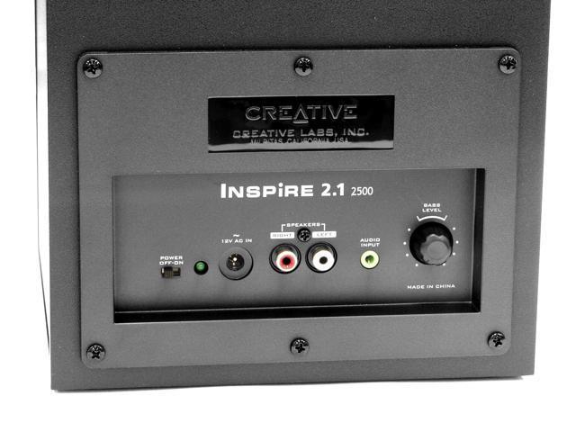 Creative Inspire 2500 2.1 Speaker