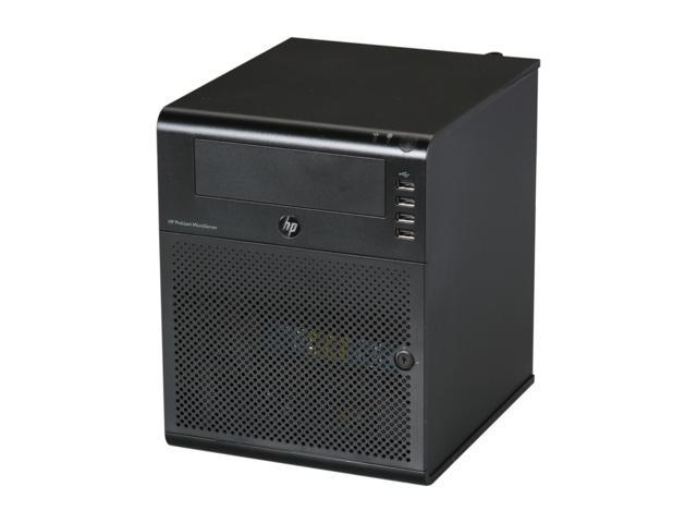 HP ProLiant N40L MicroServer Server System AMD Turion II Neo N40L 1.5GHz 2-Core 2GB (1 x 2GB) 658553-001