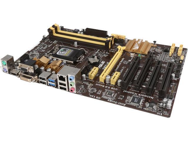 Intel 1150 Z87 3 Motherboard 6gb 0 Sata Intel Plus Z87 Asus Usb Lga Hdmi Atx S