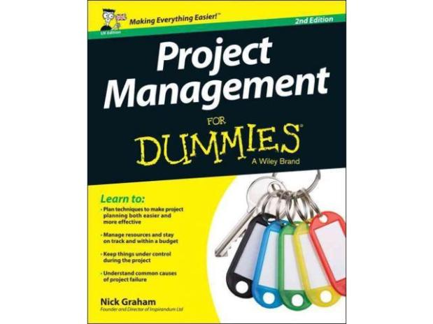 Project+Management+For+Dummies