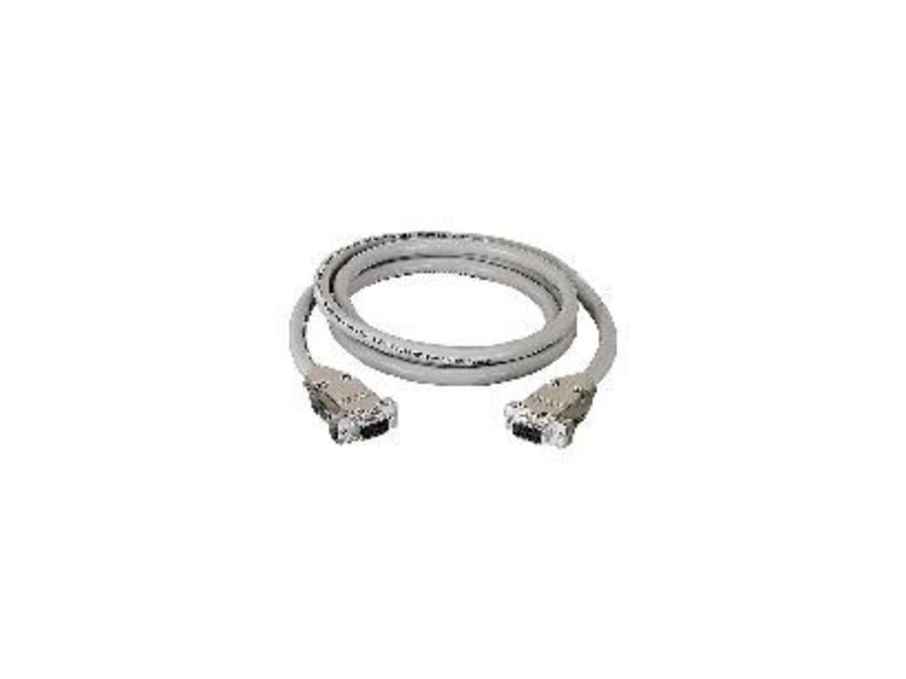 Black Box Edn12h Mf 25 Ft Rs232 Shielded Cable Meta L