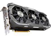 ZOTAC GeForce GTX 1070 AMP! Extreme, ZT-P10700B-10P, 8GB GDDR5 IceStorm Cooling, Metal Wraparound Carbon ExoArmor exterior, Dual-blade EKO Fan, Spectra Lighting