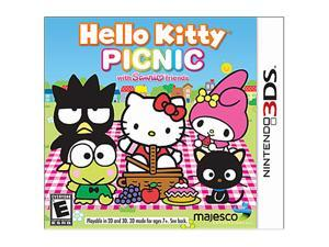 71e55ba5556f Hello Kitty Picnic with Sanrio Friends and Cooking Mama Games ...