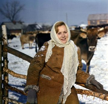«Я занималась только ложью»: Лидия Смирнова и Константин Воинов.