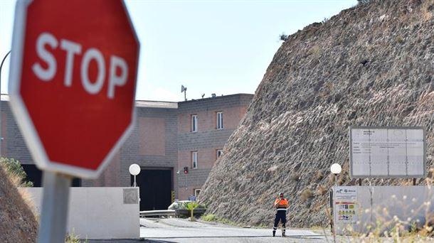 Resultado de imagen de planta de reciclaje de Gádor (Almería)