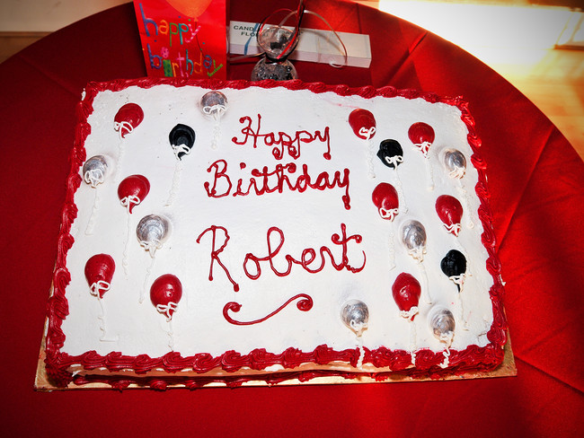 Photo The Cake Robert Moss Birthday Party 2012 At Top Hat Dance Studio Album Photos By Fred Fotki Com Photo And Video Sharing Made Easy