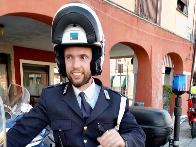 Massimo Boscolo, 34 anni, ha perso la vita mentre scortava gli atleti di handbike