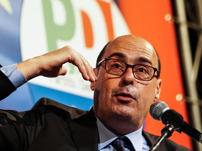 Zingaretti: «Il M5S presto si dividerà La sua crisi un'occasione per il Pd»