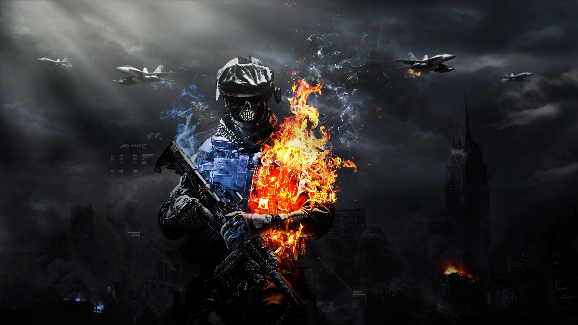 Battlefield 3 Full HD Tapeta And To 1920x1080 ID233300