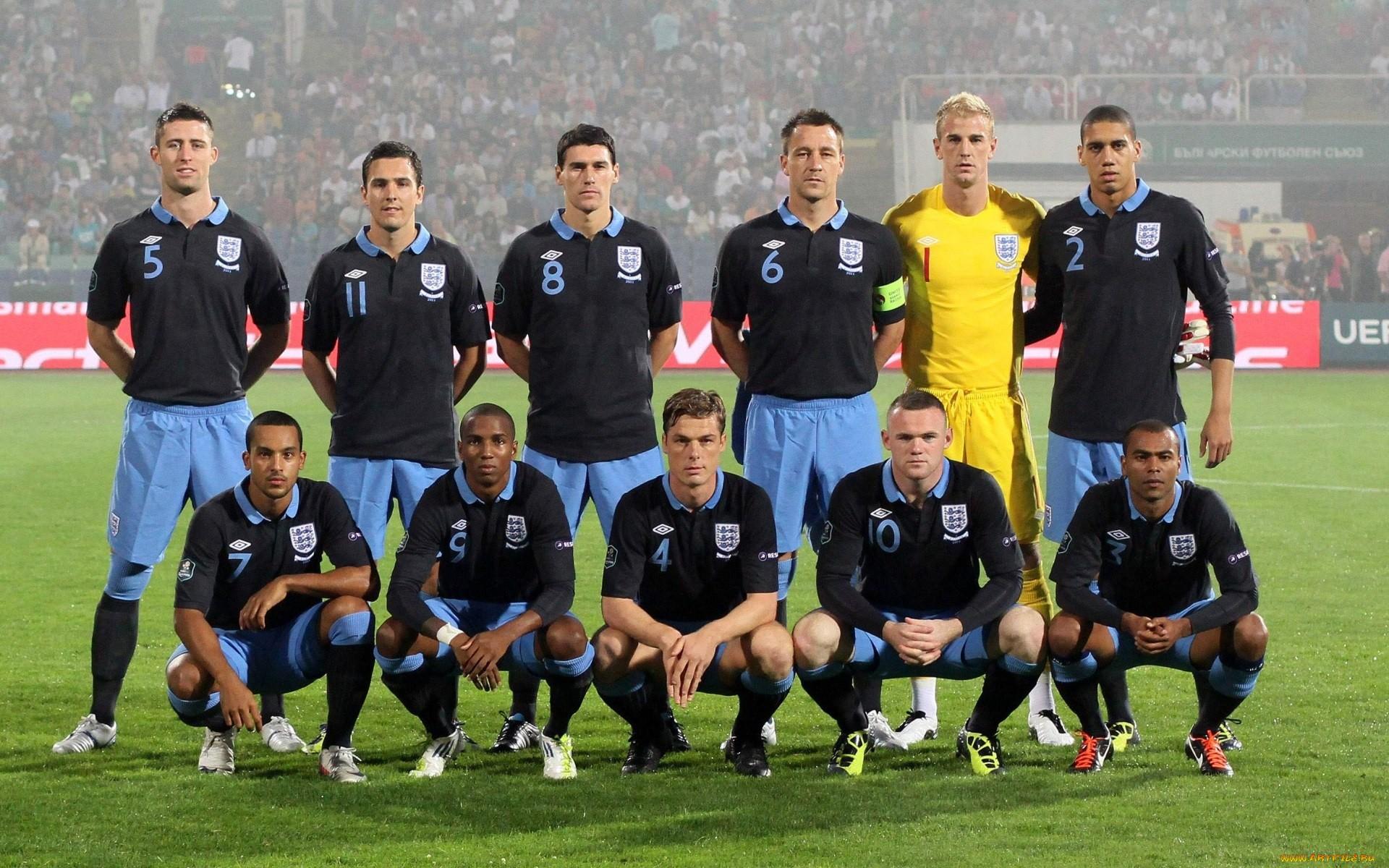 2 England National Football Team Hd Wallpapers