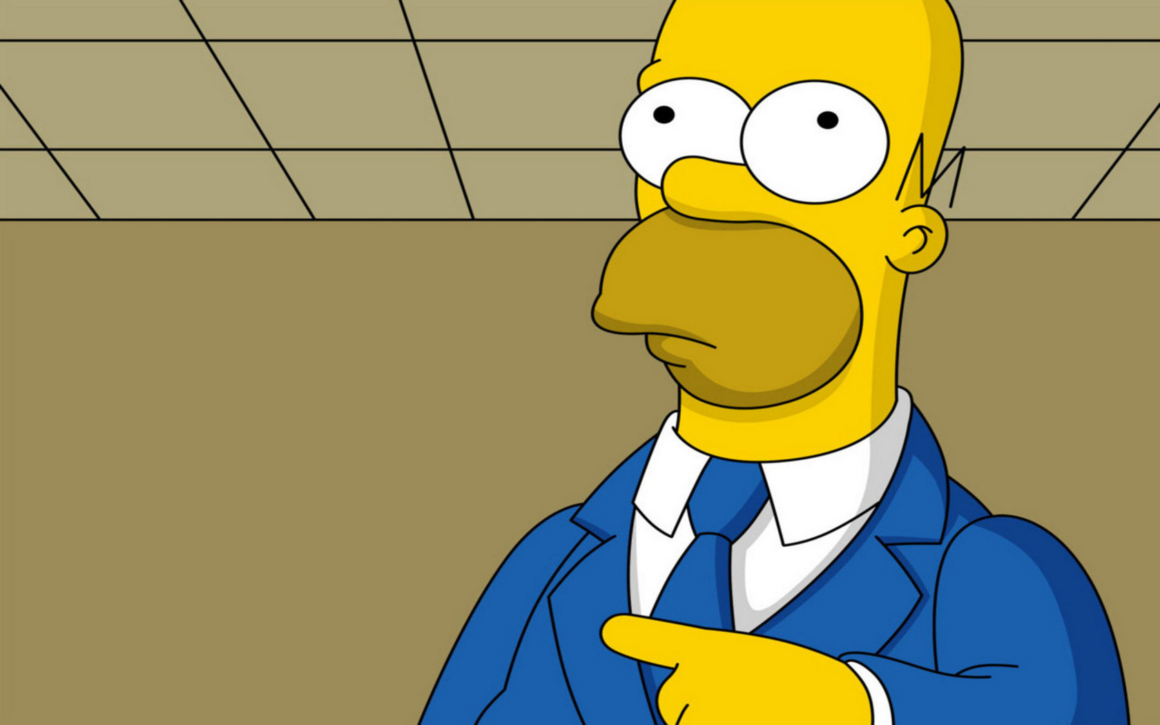 The Simpsons Wallpaper And Background Image 1680x1050 Id 36532
