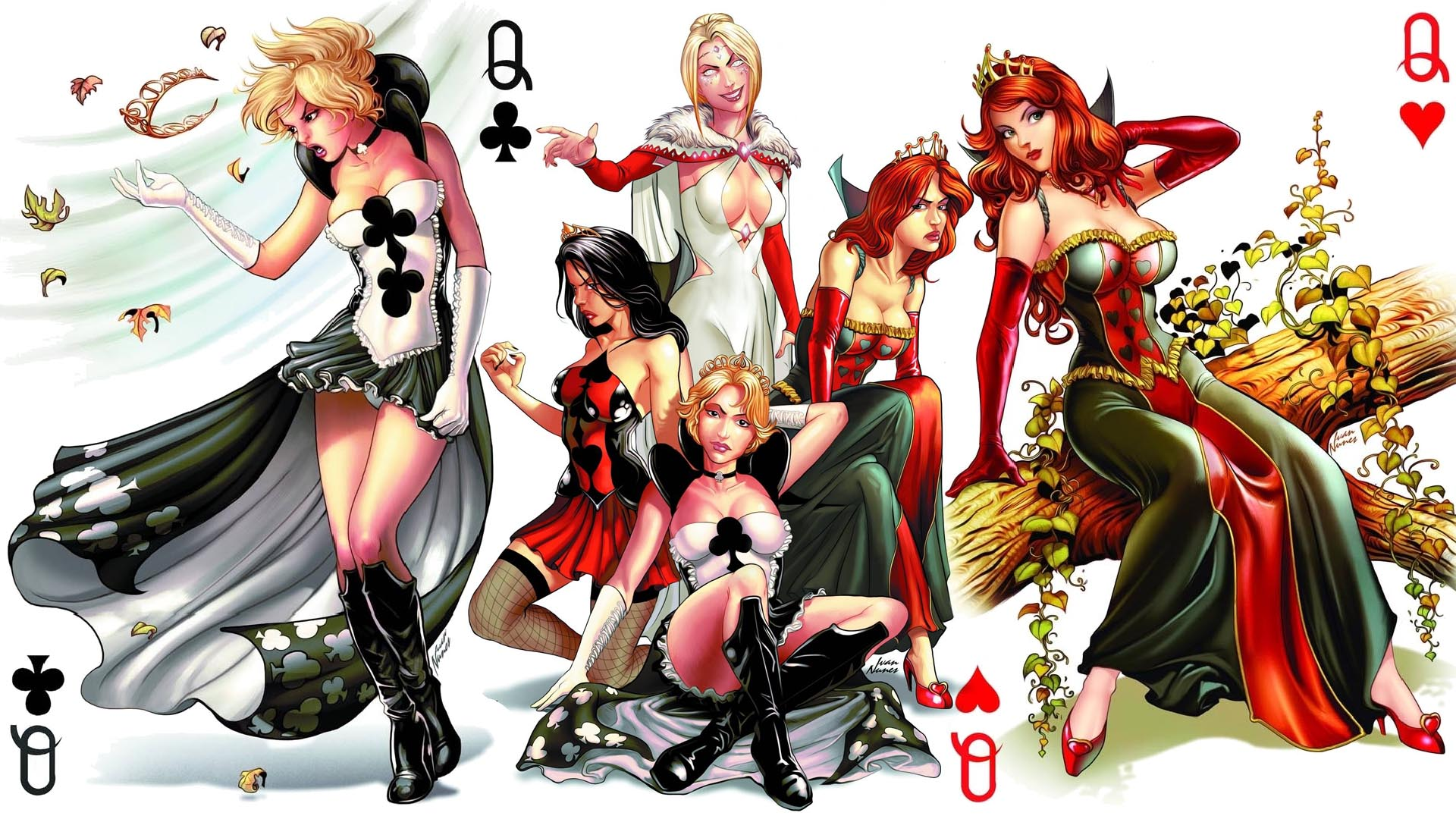 12 Grimm Fairy Tales Wonderland Hd Wallpapers