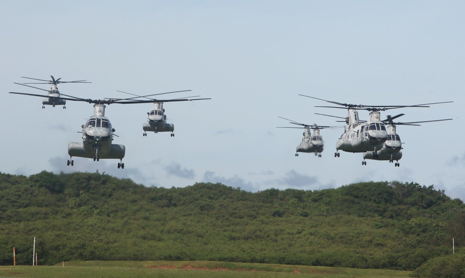 marine medium helicopter squadron 262 wallpaper and background