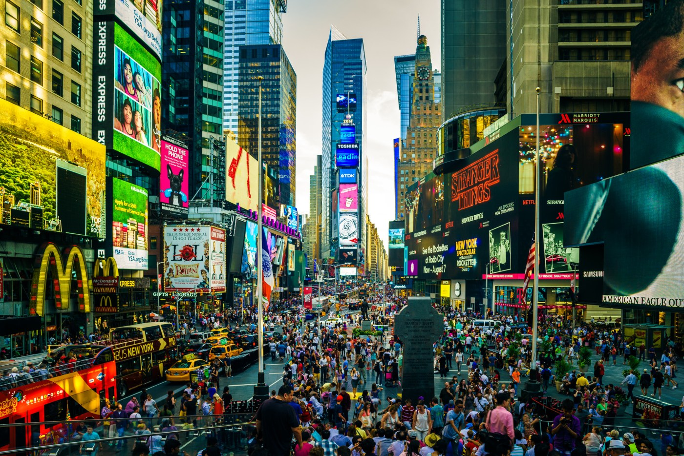 Times Square Papel de Parede HD | Plano de Fundo | 2048x1367 | ID ...