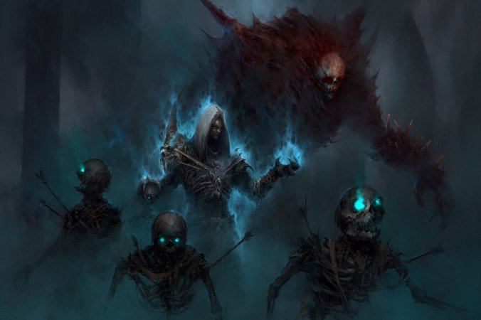 Diablo III Papel de Parede HD   Plano de Fundo   1920x1280