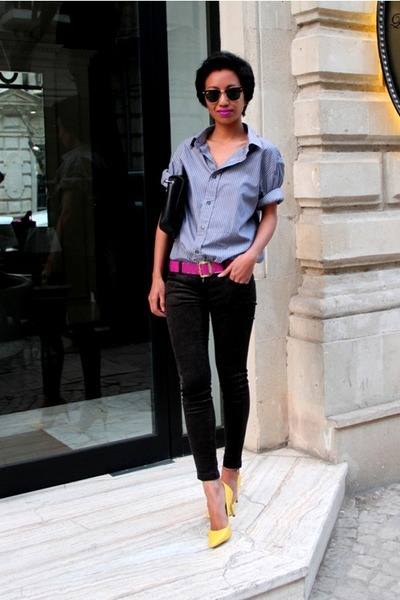 Yellow-mango-shoes-black-skinny-mango-jeans-heather-gray-diddys-shirt-blac_400