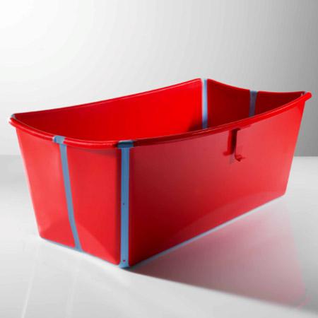 Baignoire Pliable Flexibath Rouge Acheter Ce Produit