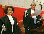 Il processo sulle violenze alla Diaz (Ansa)