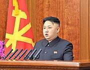 Kim Jong Un (Epa/Kcna)