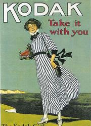 Pubblicità Kodak del 1930