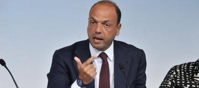 Angelino Alfano (Imagoeconomica)