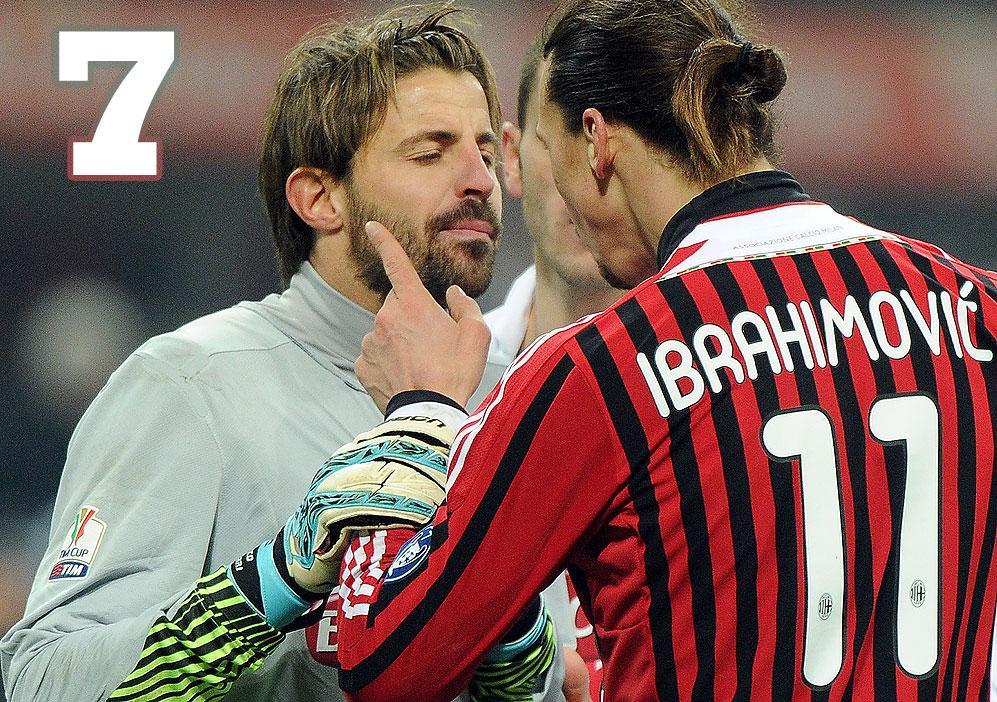 MARCO STORARI ? Due presenze, contro Genoa e Fiorentina, all?andata, ma ha sempre dato grande sicurezza a tutti. La squadra sapeva che dietro Buffon c?era comunque un altro numero uno. E questo pesa.