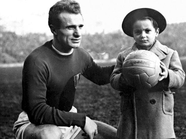 Valentino e Sandro Mazzola (Olycom)