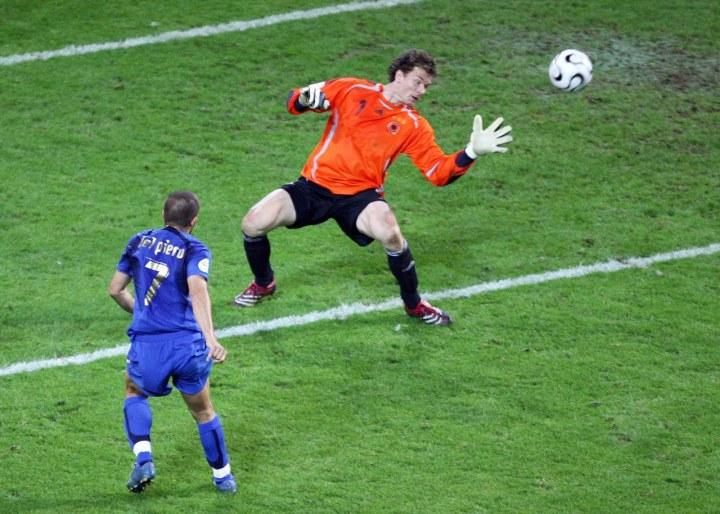 Del Piero segna il gol decisivo contro la Germania | Numerosette Magazine