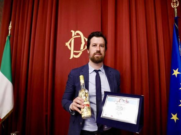 Lo scrittore Marco Missiroli (Rimini, 1981), vincitore del Premio Strega Giovani 2019