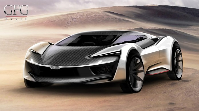 The Vision 2030 Desert Ride, extreme evolution of the Vision 2020
