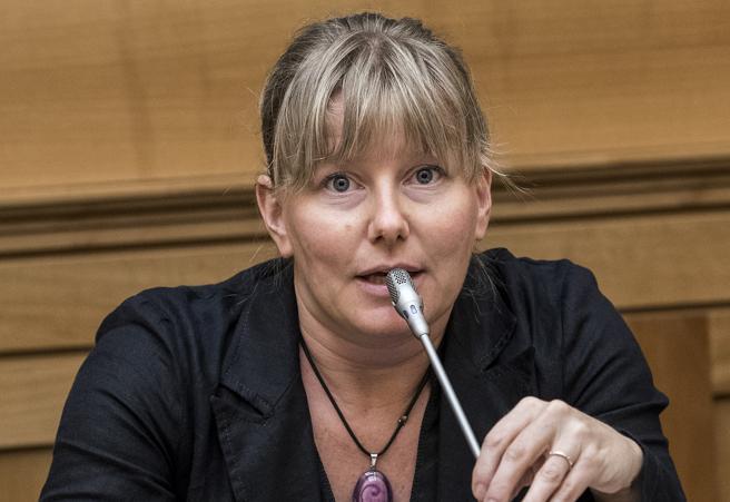 Sara Cunial e la possibile offesa al Capo dello Stato durante il voto del Dl lockdown: «Parlavo di Napolitano»