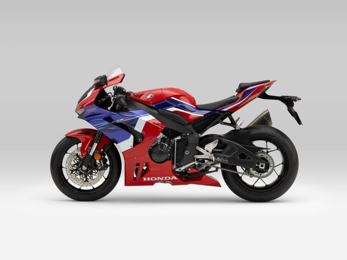 Honda Cbr 1000 Rr R: our test