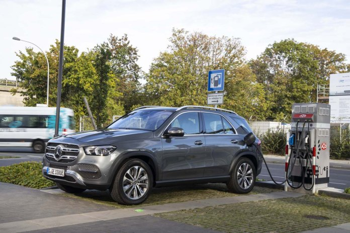Mercedes EQC, the suv-coup
