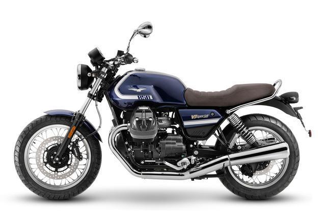 Moto Guzzi V7 स्पेशल