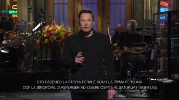 Elon Musk al Saturday Night Live: «Ho la sindrome di Asperger»