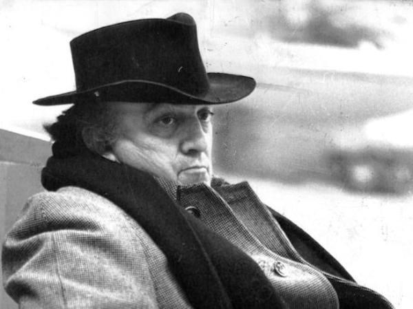 Federico Fellini: 129 penne, 21 lapis per la sua verità sul cinema