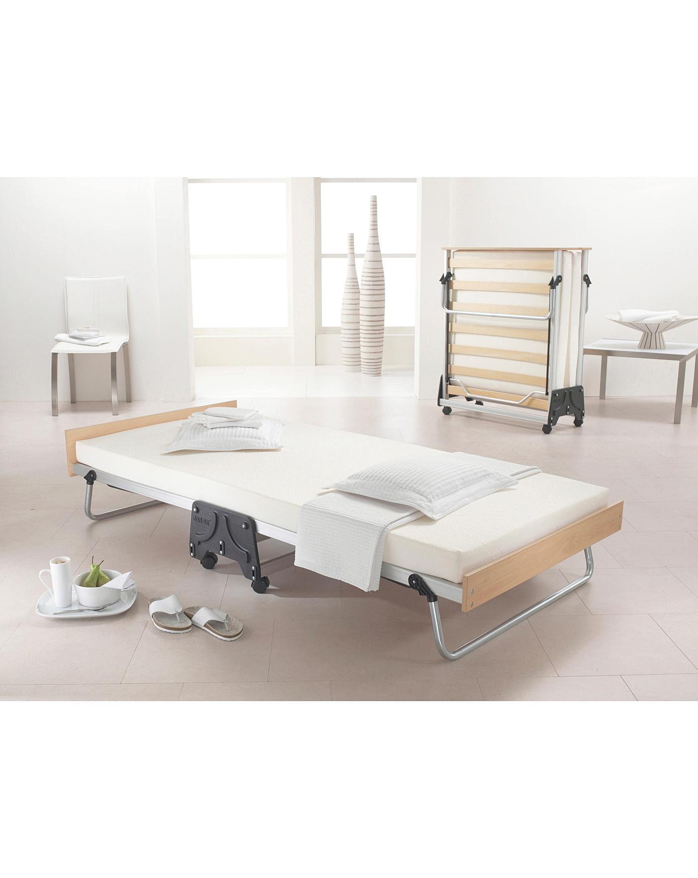 J Bed Single Fold Bed Airflow Mattress J D Williams