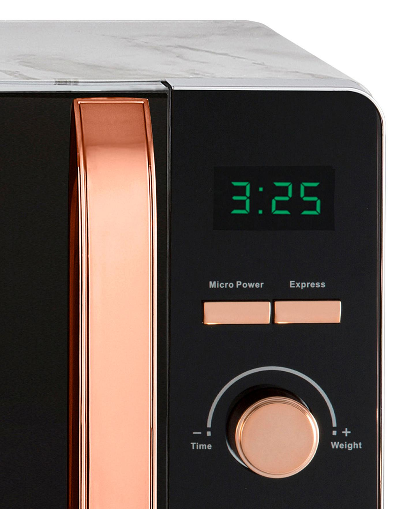 tower t24021wmrg 20l digital microwave